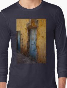 Two old doors Long Sleeve T-Shirt