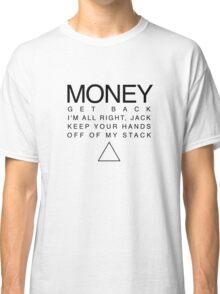 money (dark) Classic T-Shirt