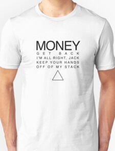 money (dark) Unisex T-Shirt