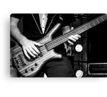 5 Stringed Bass Canvas Print