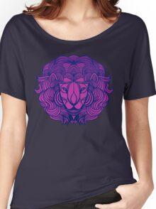 Zen Lion Women's Relaxed Fit T-Shirt