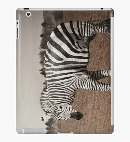 Funny Zelephant iPad Case/Skin