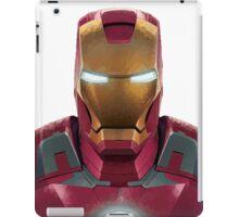 Low Poly Iron Man iPad Case/Skin