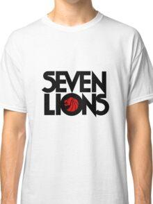 se7 Lion Classic T-Shirt