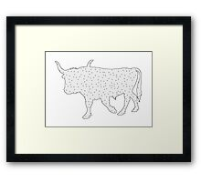 Aurochs Framed Print