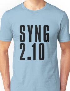 SYNG - Black Unisex T-Shirt