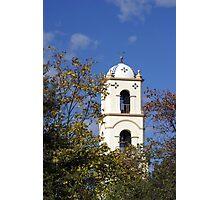 Ojai Tower Photographic Print