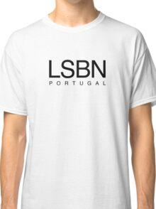 lisbon (dark) Classic T-Shirt
