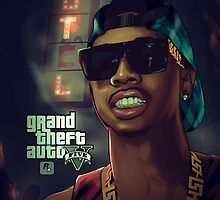 GTA TYGA by ALEXDOPEST12