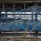 elegant scaffold by KreddibleTrout