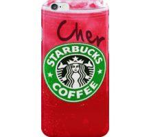 Starbucks iPhone Case/Skin