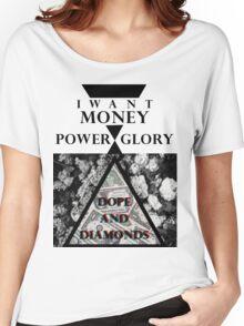 Lana Del Rey / Money Power Glory [2] Women's Relaxed Fit T-Shirt