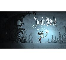 Don't Starve Photographic Print
