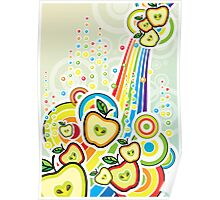 Apples! Poster