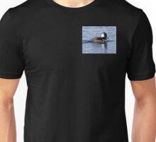 Hooded Merganser Duck Unisex T-Shirt