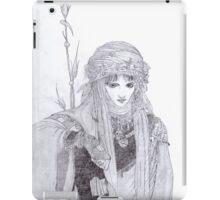 Amano in Grey iPad Case/Skin