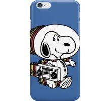 Snoopy Astronout iPhone Case/Skin