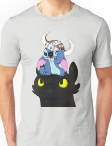 Stitch Viking Style Unisex T-Shirt