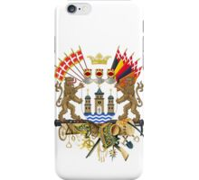 Greater Coat of Arms of Copenhagen  iPhone Case/Skin