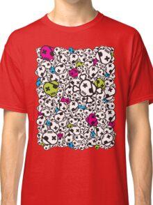 Funky Skulls Classic T-Shirt