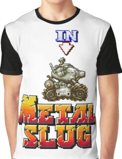 metal slug Graphic T-Shirt