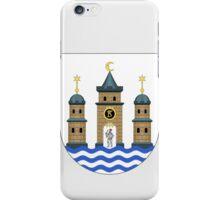 Lesser Coat of Arms of Copenhagen iPhone Case/Skin