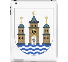 Lesser Coat of Arms of Copenhagen iPad Case/Skin