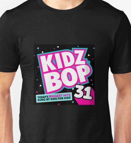 Kidz Bop 31 Logo! Unisex T-Shirt