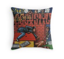 Doggystyle Throw Pillow