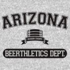 Arizona Beerthletics Dept. by apalooza