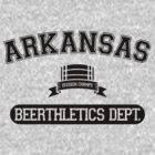 Arkansas Beerthletics Dept. by apalooza