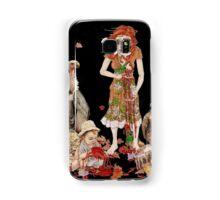Heartless Girl Samsung Galaxy Case/Skin