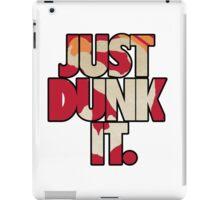 Just dunk it - Darius Dunkmaster 2 iPad Case/Skin