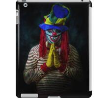 A Prayer for the Clowns iPad Case/Skin