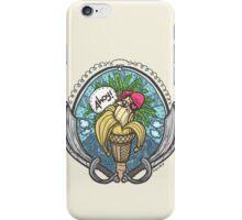 Banana Pirate! 2 iPhone Case/Skin