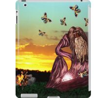 Contemplating Reality iPad Case/Skin