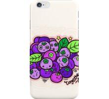 Team Blueberry iPhone Case/Skin