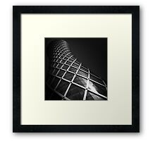 Contemporary Doha Framed Print