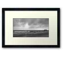 Gloomy Framed Print