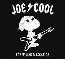 Snoopy Joe Cool Rock Unisex T-Shirt