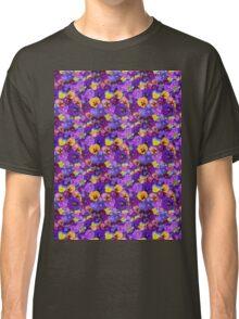 Pansies Galore  Classic T-Shirt