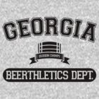Georgia Beerthletics Dept. by apalooza