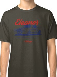 Mustang Shelby GT500 Eleanor Classic T-Shirt