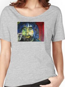 Jerry, through my eyes and back again..... Women's Relaxed Fit T-Shirt
