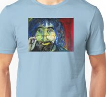 Jerry, through my eyes and back again..... Unisex T-Shirt