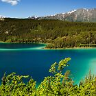 Emerald Lake Panorama by Yukondick
