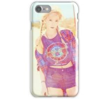 TAEYEON / WHY V2 / WATERCOLOR iPhone Case/Skin