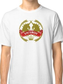 The Viceroy Coat-of-Arms Classic T-Shirt