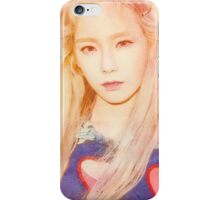 TAEYEON / WHY V3 / WATERCOLOR iPhone Case/Skin