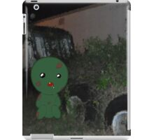Z is for Zombie iPad Case/Skin